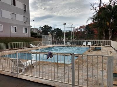 Apartamento Para Venda Na Vila Virginia Condominio Vitta 2, Com 2 Dormitorios, 48 M2, Condomínio Fechado Com Lazer Completo - Ap01449 - 34100759