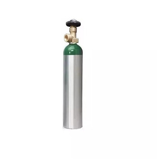 Tubo Cilindro De Aluminio Nitrogeno De 1 Metro Cubico Oferta