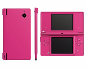 Nintendo Dsi Rosa Novo - Video Game Portátil