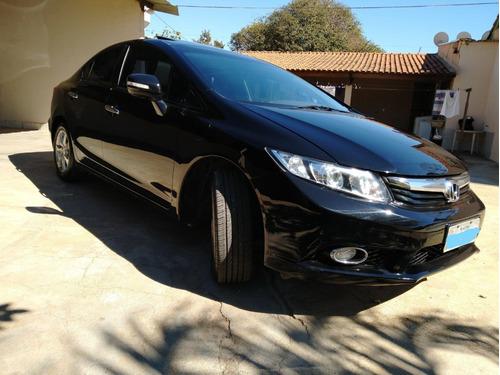Imagem 1 de 6 de Honda New Civic Exs 1.8 16v I-vtec (aut) (flex) 2013