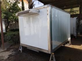 Caja Refrigerada Para 3 1/2 Con Equipo De Refrigeración V300