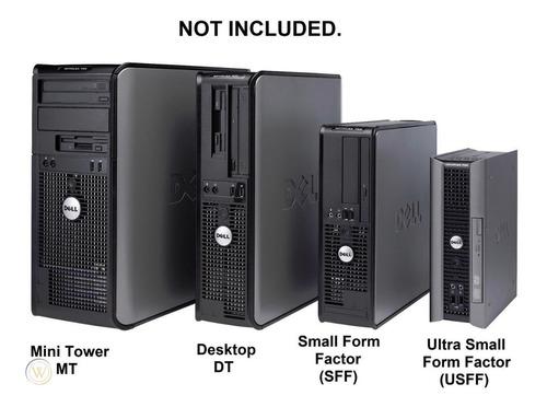 Cpu Dell 745 Core 2 Duo 160gb Hdd 2gb Ram Punto Venta Oficin