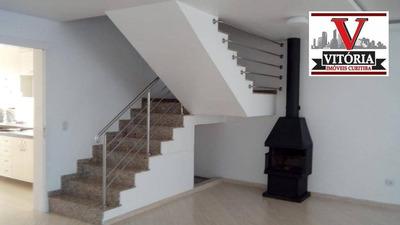 Casa 220m², À Venda, Boqueirão, Curitiba - Ca0550. - Ca0550