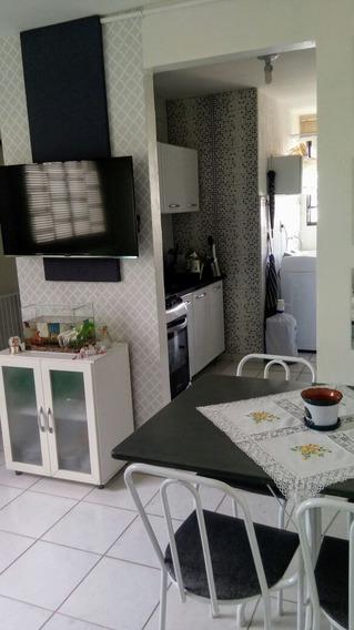 Apartamento Bom Para Investimento - 12758