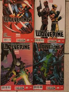 Comics Wolverine (2013) Marvel Now En Español