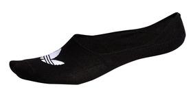 Calcetines Invisibles adidas Low Cut - Bk5847 - Negro - Unis