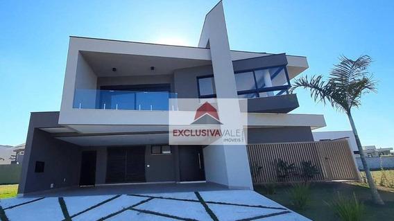 Casa Com 4 Dormitórios À Venda, 430 M² Por R$ 2.200.000,00 - Jardim Do Golfe - São José Dos Campos/sp - Ca0771