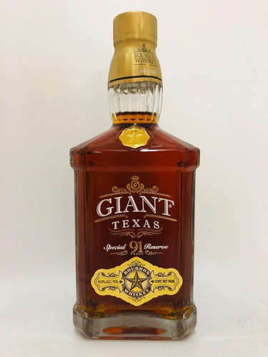Whisky Giant Texas Special Reserve 91 - 750ml - 45,5%