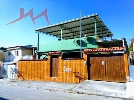 Casa Para Venda, 3 Dormitórios, Amendoeira - São Gonçalo - 492