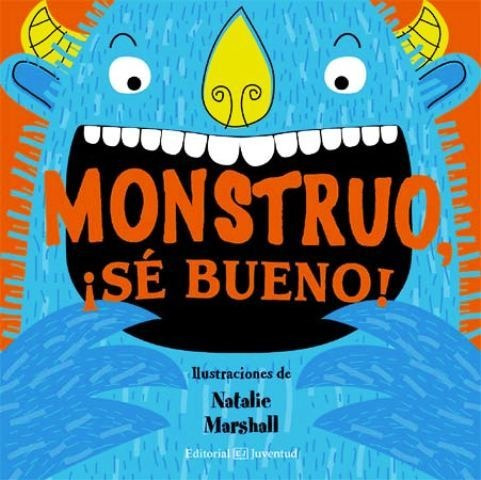 Imagen 1 de 3 de Monstruo Se Bueno, Natalie Marshall, Juventud