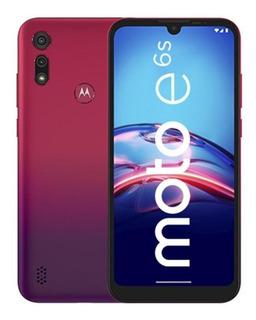 Motorola E6s 32gb Dual Sim Nuevo Original Sellado Libre