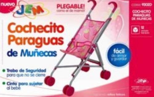 Cochecito Paraguitas - Jem
