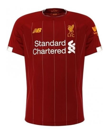 Camisa Liverpool 2020 100% Original Envio Imediato