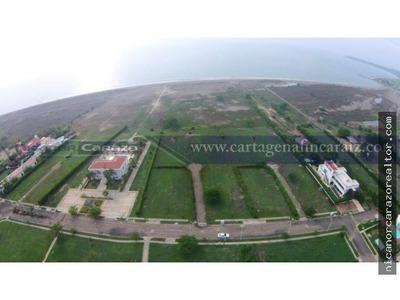 Vendemos Lote Frente Mar En Palma Real - Cartagena