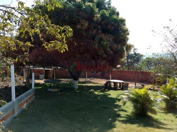 Chácara Com 3 Dormitórios À Venda, 2.000 M² Por R$ 500.000 - Ch0090