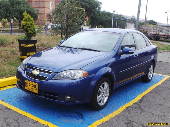Chevrolet Optra Advance Mt 1600 Cc Aa