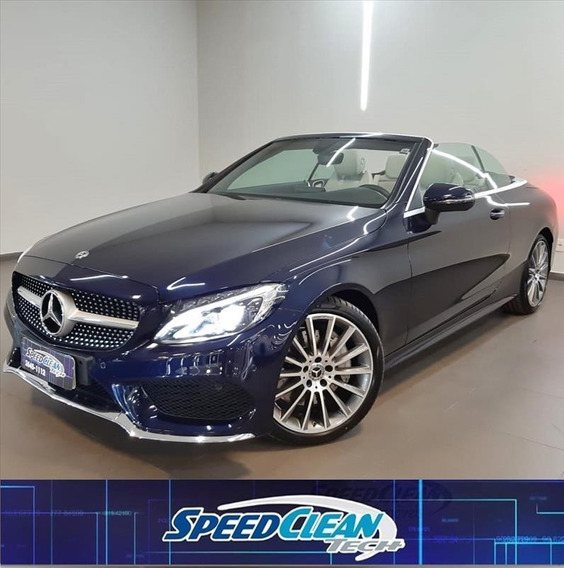 Mercedes-benz C 300 Mercedes-benz C300 2.0 Cgi Conversivel