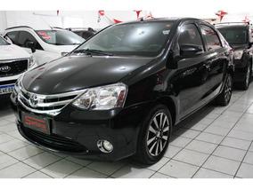 Toyota Etios Platinum Sed. 1.5 Flex 16v 4p Mec. ** Ipva 2019