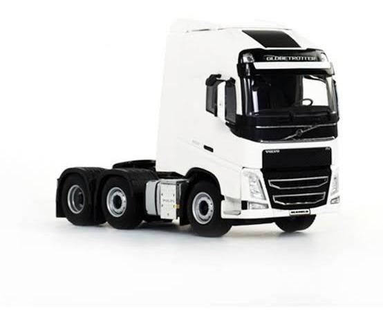 Volvo Fh4 Globetoter Xl Wsi 6x2 N/ Tekno Nzg