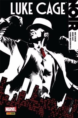 Hq - Luke Cage. Noir - Volume 1 - Capa Dura