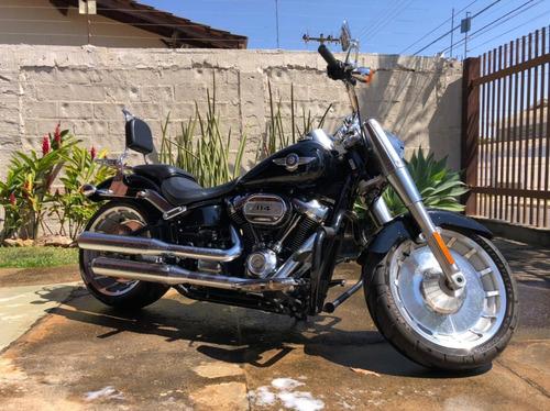 Imagem 1 de 15 de Moto Harley-davidson Fat Boy Flfbs
