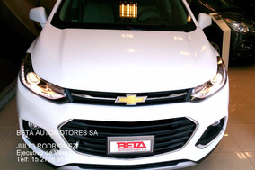Chevrolet Tracker Ltz + Plus 4x4 1.8n Aut 0km Año 2017 Rb
