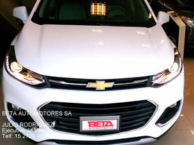 Chevrolet Tracker Ltz + Plus 4x4 1.8n Aut 0km Año 2017 Rb