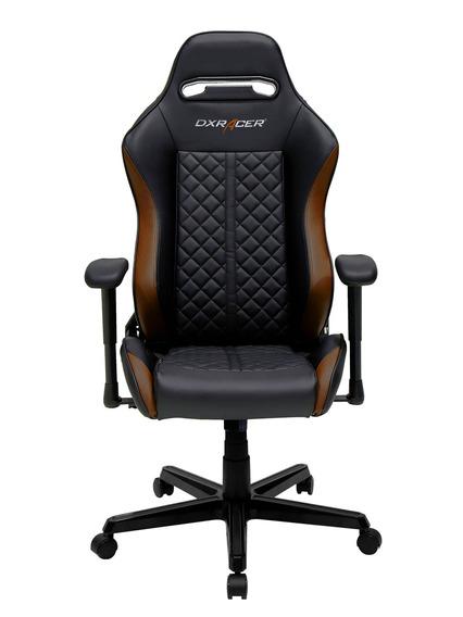 Cadeira Dxracer D-series - Black/brown (dh73/nc)