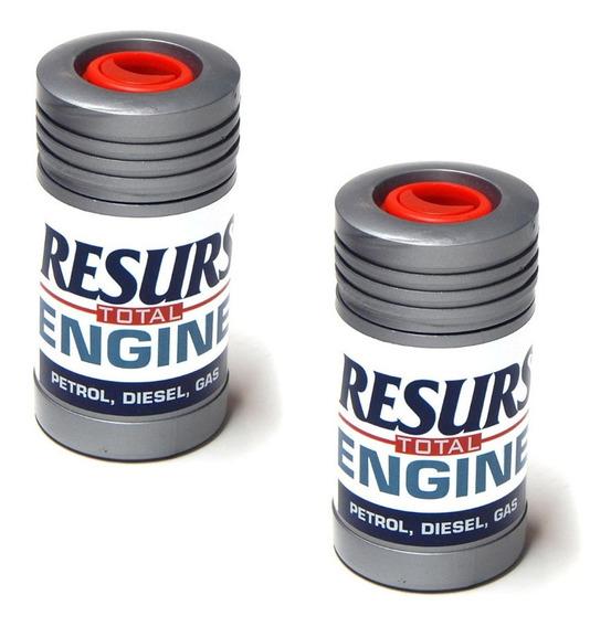 Paquete 2 Pzs Resurs Total Engine 50 Gramos Envio Gratis