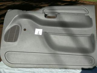 Panel De Puerta Estribo Plásticos Agarradera Ford F100 Duty!