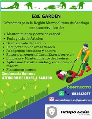 Servicio De Jardineria