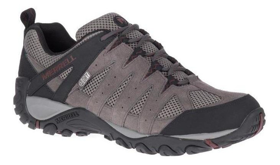Zapatos Hombre Merrell Accentor 2 Vent Wp Granite Hiking