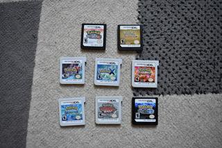 Jogos 3ds Zelda Pokémon Mario Donkey Kong Smash Bros