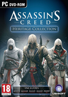 Assassins Creed Heritage Collection Juego Digital Ps3
