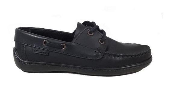 Zapato Scarpino Bufalo Nautiluz 531013