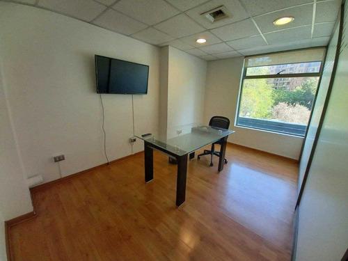 Metro Manquehue Oficina 1p1b+planta Libre+est.