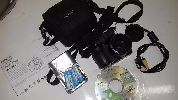 Camera Filmadora Fujifilm Finepix