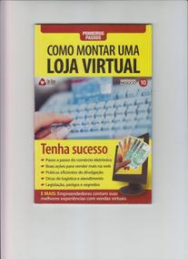 Livro Primeiros Passos - Como Montar Uma Loja Virtual Ótimo!