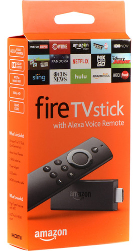 Amazon Fire Stick Smart Tv Convierte Tu Tv Delivery Gratis