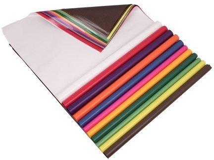 Papel Para Kitesurf Colores Surtidos 100 Hojas 195 X 275