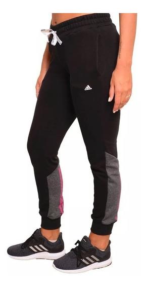 adidas Pantalón Training Mujer Sid 3 Stripes 2 Negro - Gris