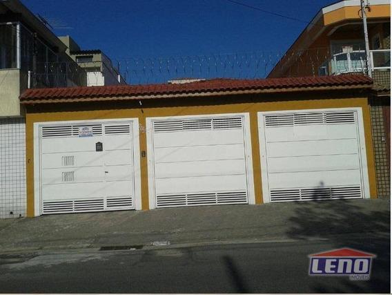 Casa Com 3 Dormitórios À Venda, 200 M² Por R$ 1.000.000,00 - Penha De França - São Paulo/sp - Ca0118
