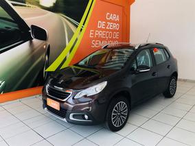 Peugeot 2008 1.6 16v Flex Allure 4p Automático