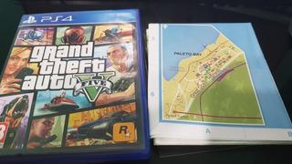 Gta 5 Ps4 (como Nuevo) Remato Grand Theft Auto V