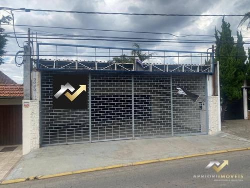 Salão Para Alugar, 400 M² Por R$ 6.500,00/mês - Jardim - Santo André/sp - Sl0157