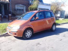 Fiat Idea Hlx 1.8 Dueño Vende