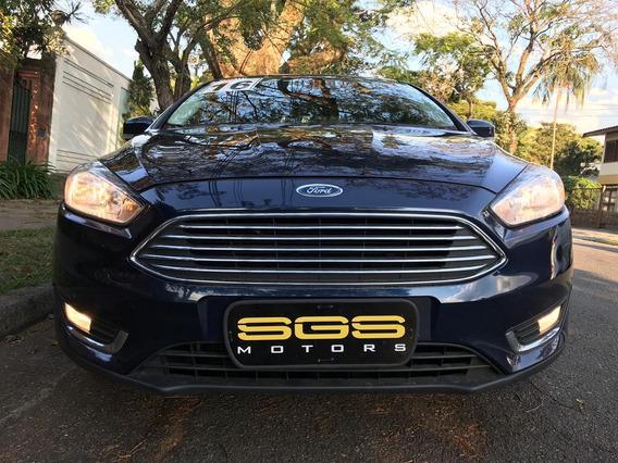 Ford Focus Titanium Sedan 2.0 Único Dono!!!