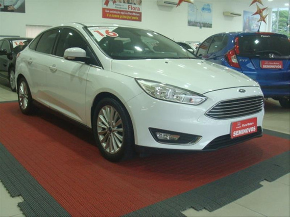Ford Focus Focus Sedan 2.0 Titanium Flex Powershift