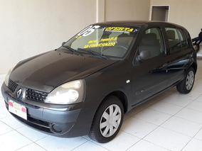 Renault Clio 1.0 16v Authentique Hi-power 5p 2005