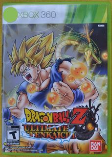 Dragon Ball Z Ultimate Tenkaichi Xbox 360 Play Magic